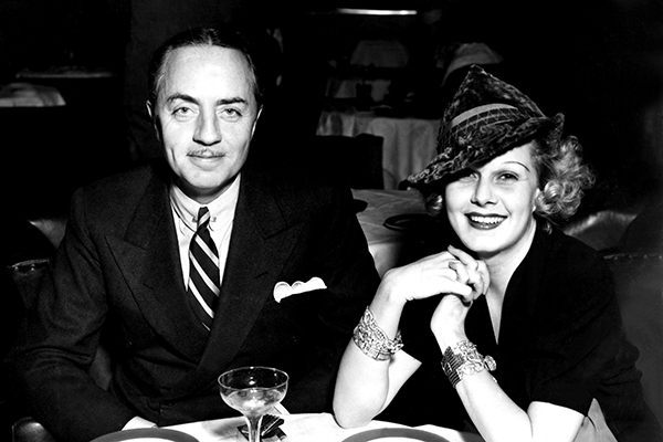 Image result for jean harlow and william powell