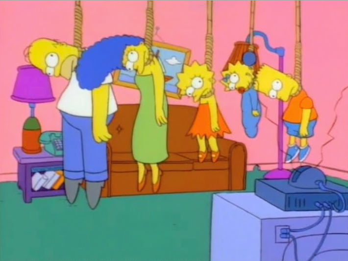 watch the simpsons treehouse of horror 2015 intro stream
