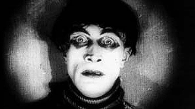 THE CABINET OF DR. CALIGARI'S Sharper Dream - on