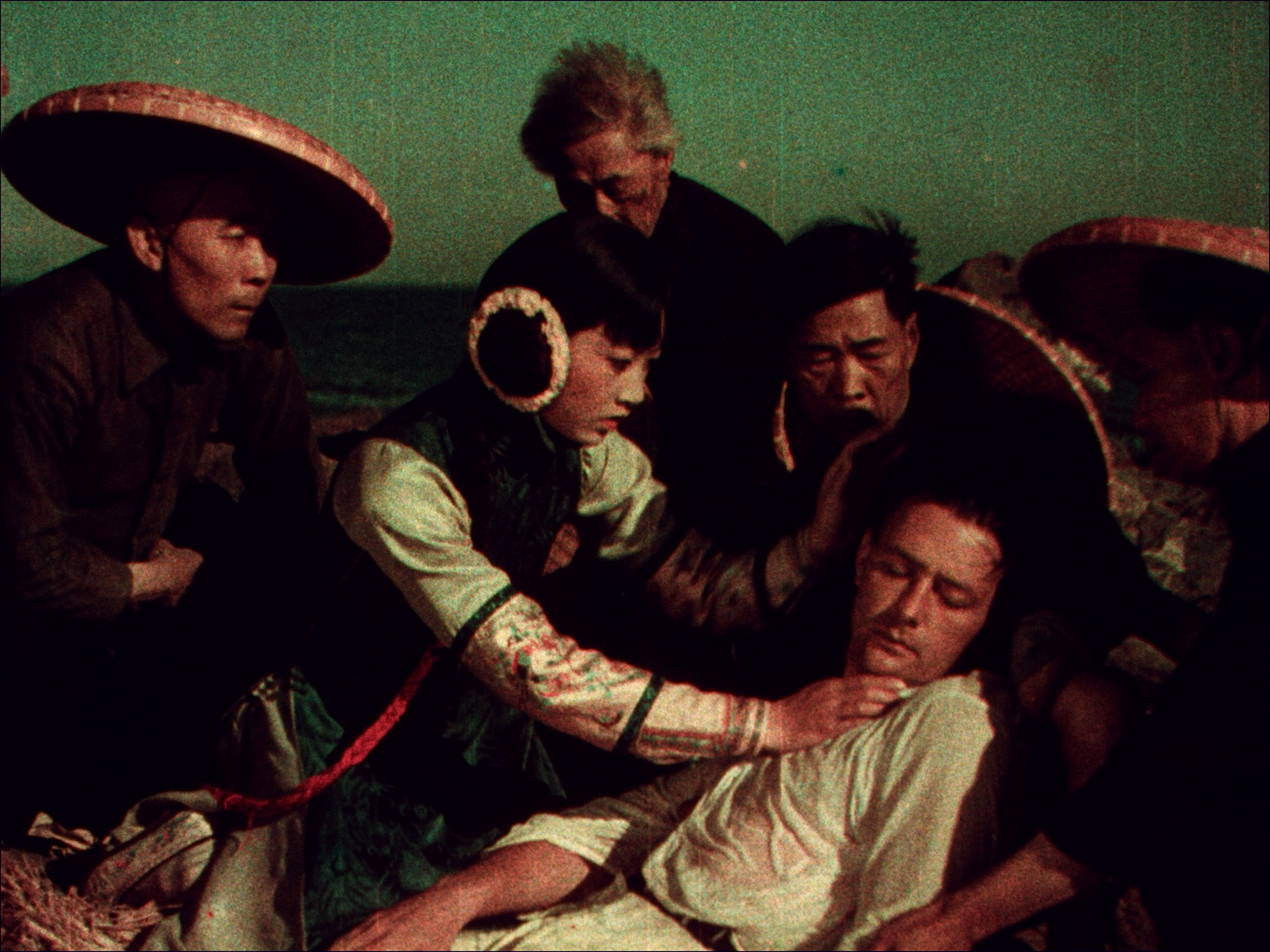 The Toll of the Sea (1922)