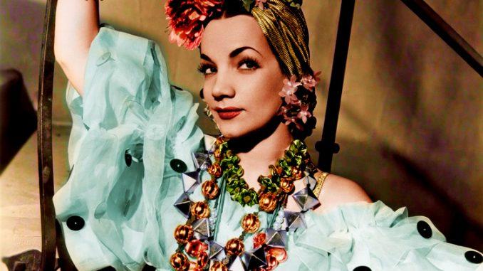 Carmen Miranda Header