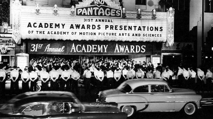 Pantages Never Won an Oscar