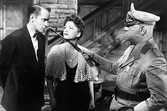 B roll billy wilder 39 s five graves to cairo 1943 the for Cairo baxter