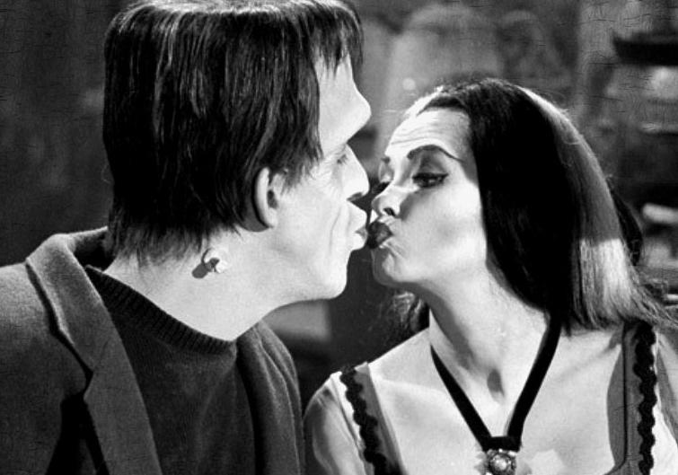 munster kiss