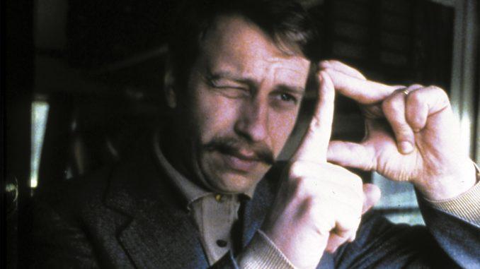 Kieślowski's Camera Buff