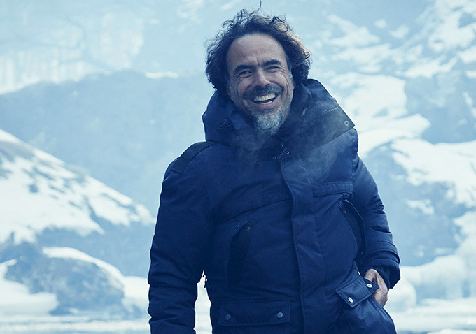 "The word ""restraint"" makes Director Iñárritu laugh"