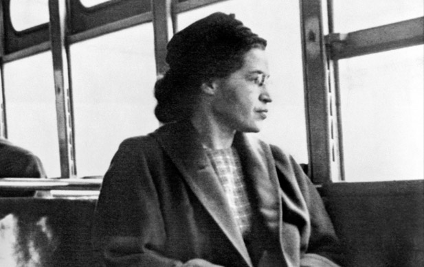 "The recently released ""Rosa Parks Papers,"" could potentially be on the ""burn list"""