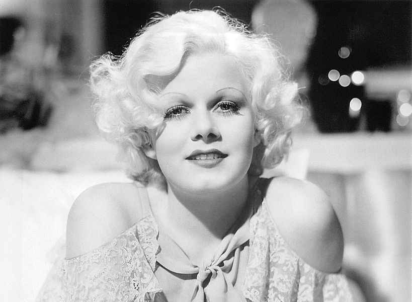Birthday Girl, Jean Harlow