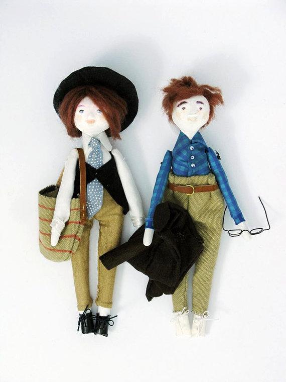 Annie Hall Dolls