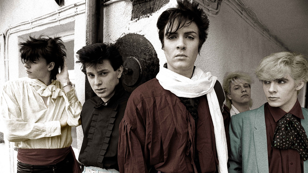 Duran Duran in 1981