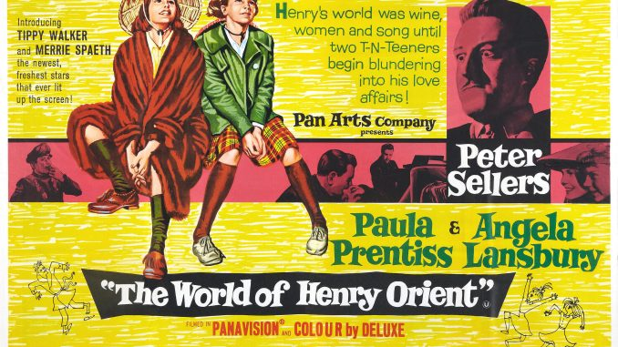 henry orient poster