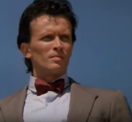 Peter Weller as Buckaroo Banzai