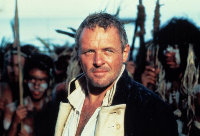 THE BOUNTY, Anthony Hopkins, 1984, (c) Orion
