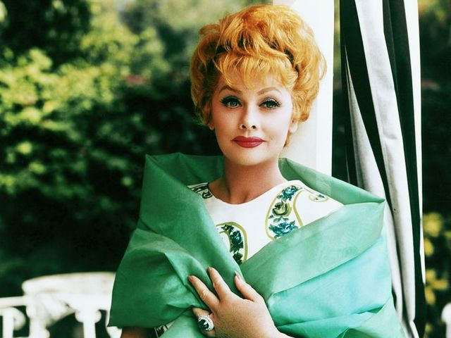 Dame in the Game: We Love Lucy