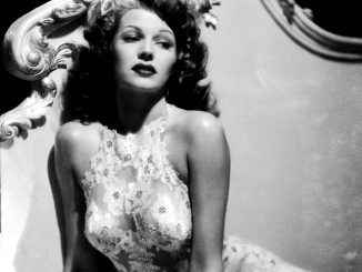Rita Hayworth in YOU WERE NEVER LOVELIER (1942)