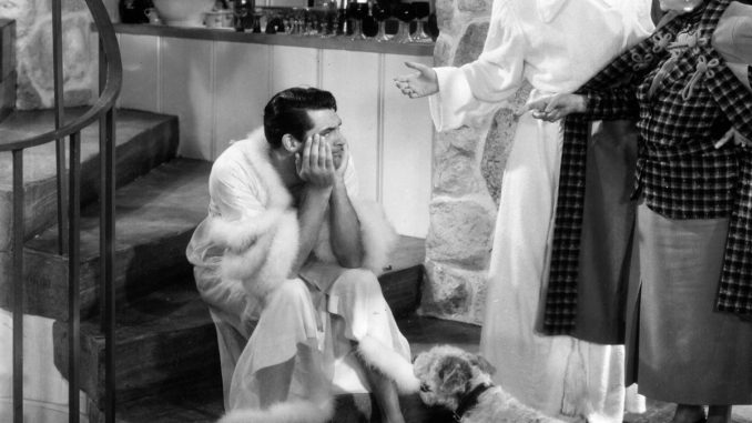Cary Grant and the Screwball Comedy