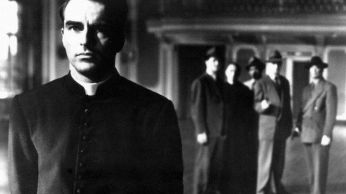 Hitchcock's I Confess