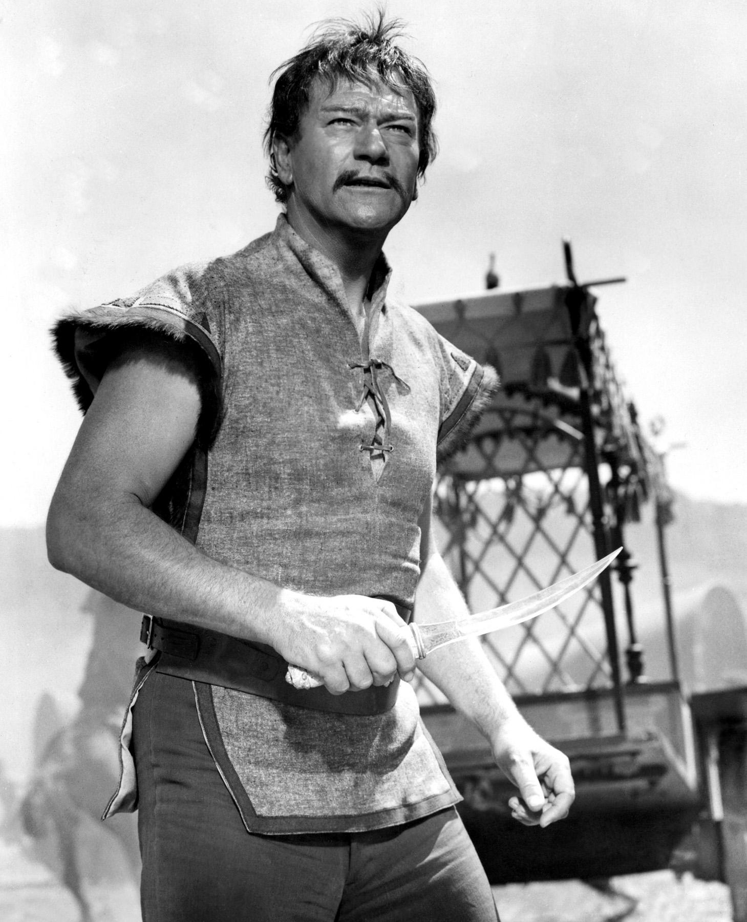 John_Wayne – the conquerer